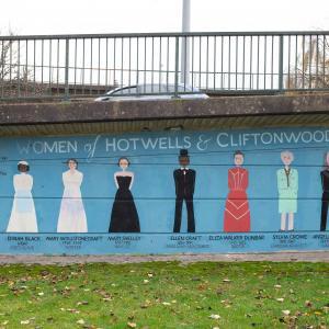 Women of Hotwells and Cliftonwood