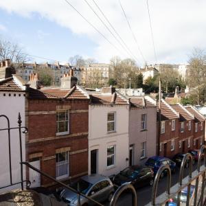 John Carr's Terrace from Rosebery Terrace