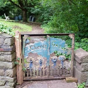 Cherry Garden Gate